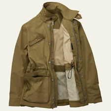 NWT A135Z MEN TIMBERLAND Mt Webster Waterproof Military Field Jacket  XL $158