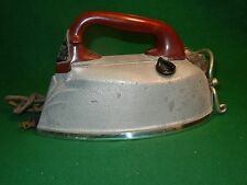 antique collectable STEEM ELECTRIC PACEMAKER steam iron