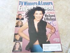 Julianna Margulies ER Sexy Signed Autographed Magazine Cover PSA Guaranteed #1