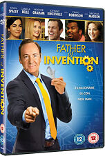 FATHER OF INVENTION - DVD - REGION 2 UK