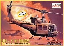 Bell UH 1 n Huey (U.S. Army Guerra Del Golfo/marcas de Tormenta del Desierto) #13 1/72 Aeroplast