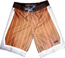 Youth Boys Nike 6.0 The Gym Board Shorts Boardshorts Orange Size 10