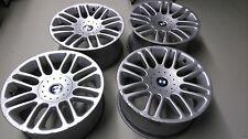 4x Orig BMW 3er Reihe E36 E46 Doppelspeiche 51 Alufelgen 8x17 ET47 1095410