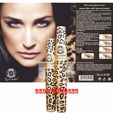 Love Alpha 729 (Gel & Fiber) Mascara Set (Refill Pack) with English Leaflet
