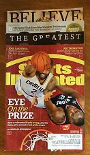 Lot Of 4 Sports Illustrated Magazine Month Of June 6, 13, 20, 27 2016