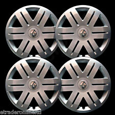 "16"" Renault Traffic Sportive Style Wheel Trim Hub Cap Set of 4 Trims New"
