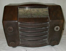 GEC BC 4940 Bakelite RADIO Valve VINTAGE Decorative 1948 ART DECO 1940s