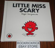 LITTLE MISS BOOK - LITTLE MISS SCARY VOL 31 - HARD COVER (BRAND NEW)