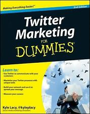 Twitter Marketing For Dummies (For Dummies (Business & Personal Finance))
