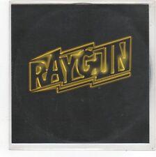 (FN811) Raygun, 5 track album sampler - DJ CD