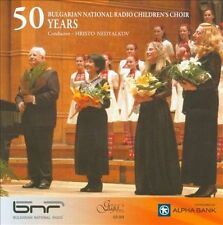 50 Years Bulgarian National Children Choir, New Music