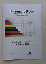 Cuisenaire Book 1 - Familiarisation with Cuisenaire Rods by Heather Scott