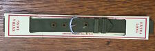 LONG  70 YR OLD WWII World War 2 Watch Band NOS 5/8-in USA Military Issue (B1FA)