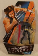"Marvel Universe 3.75"" X-Men Origins:Wolverine Cyclops Hasbro Mint on Card"