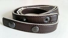 "PRADA Brown Skinny Belt Adjustable 28-32"" SALE PRICE!"