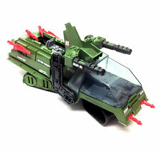 "80s Original Gi Joe UK Action Force toys HAVOC vehicle for 4"" figures RARE"