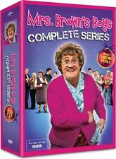 Mrs. BROWN'S BOYS Complete Series Seasons 1-3 and Christmas Specials