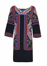 Size 16 MONSOON MULTI-COLOURED DRESS