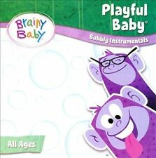 New Brainy Baby Playful Baby Bubbly Instruments - All Ages