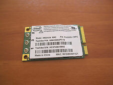 Original Wlan adapter Intel 4965AGN MM2 aus Toshiba Sat X200-21X