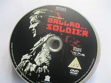 BALLAD OF A SOLDIER starring Vladimir Ivashov, Grigory Chukhari {DVD}