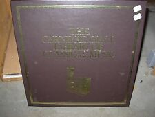 CARNEGIE HALL LIBRARY turn of the century set 18 ( classical ) 5lp box