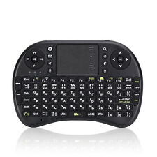 iPazzPort Wireless Backlit Mini RUS Keyboard With Touchpad For Android TV/Mac/PC