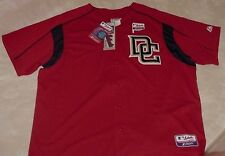 Washington Nationals Jersey XL Authentic Red Free Ship MLB