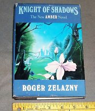 Knight of Shadows Bk. 9 by Roger Zelazny (1989, Hardcover)