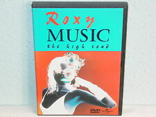"*****DVD-ROXY MUSIC""THE HIGH ROAD""-2001 Universal*****"