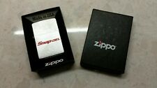 Zippo  snapon  lighter new box ideal  present gift