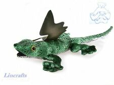 Flying Lizard. Plush soft toy reptile by Hansa.