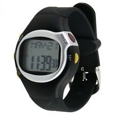 Pulse Heart Rate Monitor Wrist Watch Calories Counter Sports Fitness Exercise D~