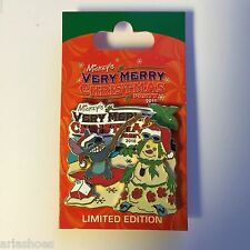 WDW - Mickey's Very Merry Christmas Party 2010 - Stitch LE 2500 Disney Pin 80808