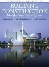 New: Building Construction : Principles, Materials, and Systems 2009 by Walter