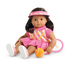 """American Girl BT BITTY TWIN TENNIS PRO OUTFIT for 15"""" Baby Dolls Ball Sport NEW"""