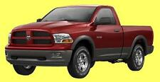 FENDER FLARES  1500 DODGE RAM 2009 2010 2011 2012 2013 2015  NEW MATTE BLACK