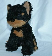 "Nintendo 6"" Nintendogs German Shepherd Rottweiler? Stuffed Plush Puppy Dog"