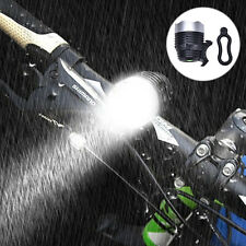 Multi-function Charge LED Bicycle Bike Light Front Cycling Light Head lamp Fine