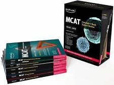 MCAT Complete 7-Book Subject Review: Online + Book (Kaplan Test Prep) Third Ed