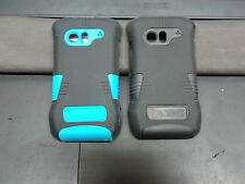 NIB CASE Blue Trident KRAKEN HTC Droid Incredible w/ Screen Protector DUST PROOF