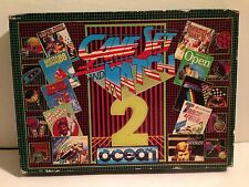 Game Set and Match 2 Ocean Commodore  64 128 Amiga
