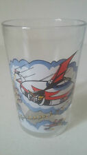 VERRE A MOUTARDE GOLDORAK GRENDIZER - FRENCH COLLECTOR'S GLASS - TOEI