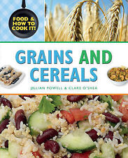 Grains and Cereals by Llewellyn, Claire ( Author ) ON Aug-27-2009, Hardback Llew