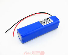 Li-ion 14.8V 4400mAh Battery by SANYO 18650 cell w/PCM 8cells to 4S2P AY