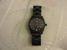 Fossil Men's Black Watch
