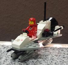 1x Lego 6842 Schwerer Schubgleiter Space + Astronaut Kommandant Classic
