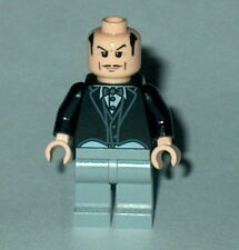 BATMAN Lego Alfred the Butler Custom NEW Authentic Lego parts Super Hero #12