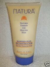 Natura Seaweed Plus RECONSTRUCTOR For Dry Damaged Hair 5 oz ~ Free Ship In US!!