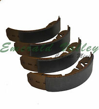 Classic Mini New 1.5 Inch Front Brake Shoe Set  Austin Mini Cooper